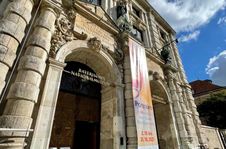 Preview der Sonderausstellung Portraire im Bayerischen Nationalmuseum