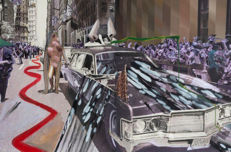 Im Gespräch mit dem Galeristen Marcus Trautner von HELDENREIZER Contemporary